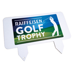 7103 Championship Rectangle Tee Markers