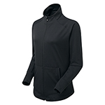 9979 FootJoy Women's Full-Zip Brushed Chill-Out